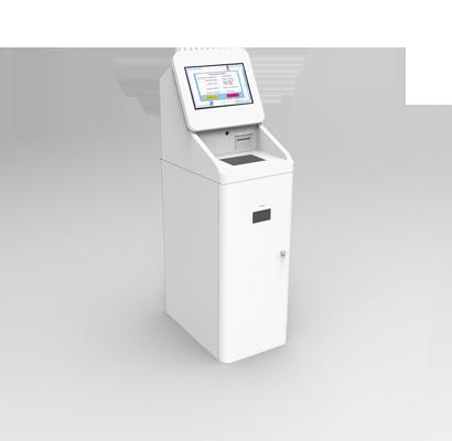 Coin deposit machine I20
