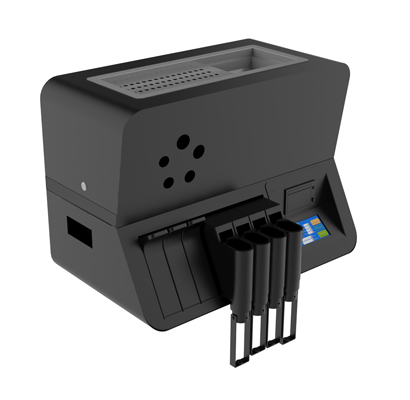 C6W coin sorter and wrapper