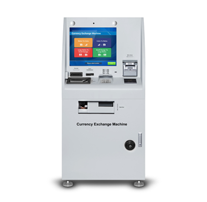 4 Currency Exchange Machine