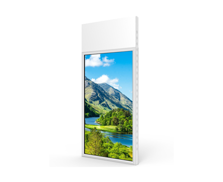 Double Sided Display DU43